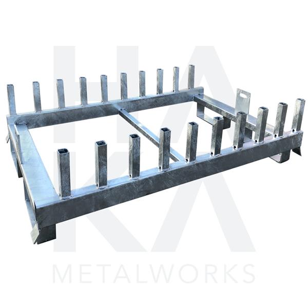 Blitz adjustable windows frame