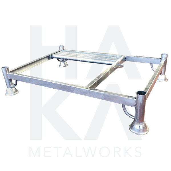 Stacking rack 1250 x 850