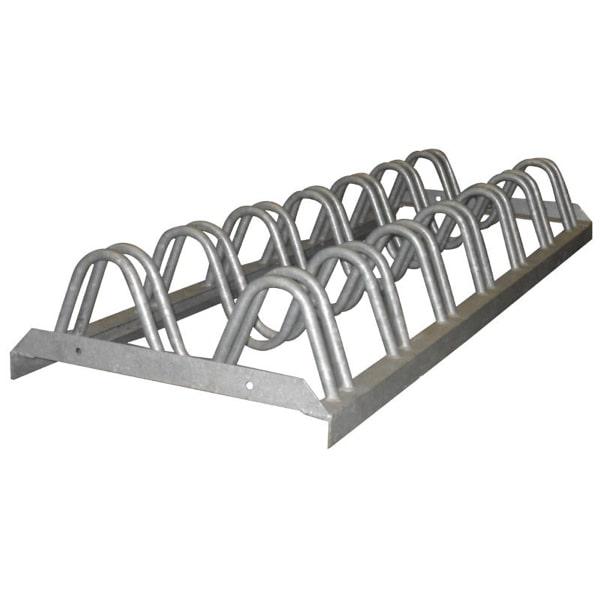 Bicycle rack galvanized