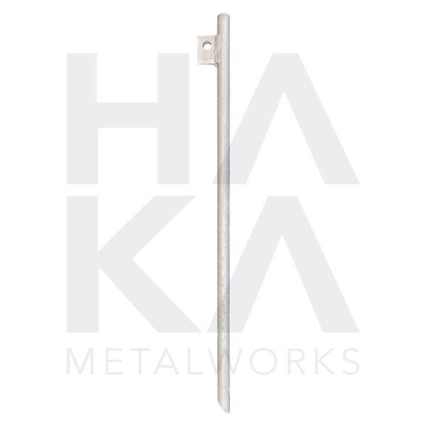 pin voor zware bouwhekschoor