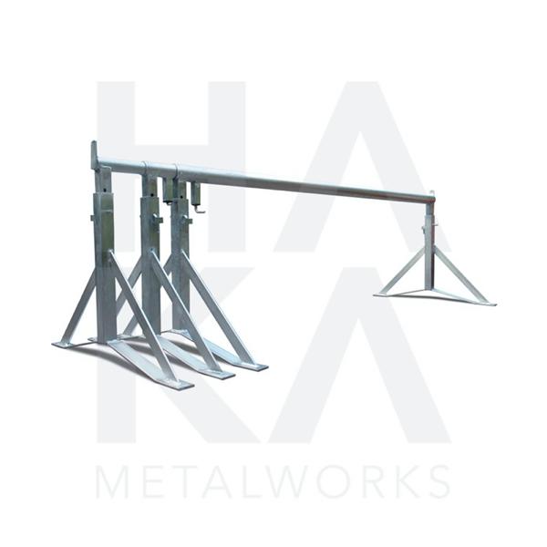 ceiling trestle extendable