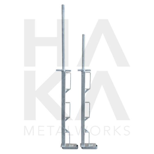 Handrail holder