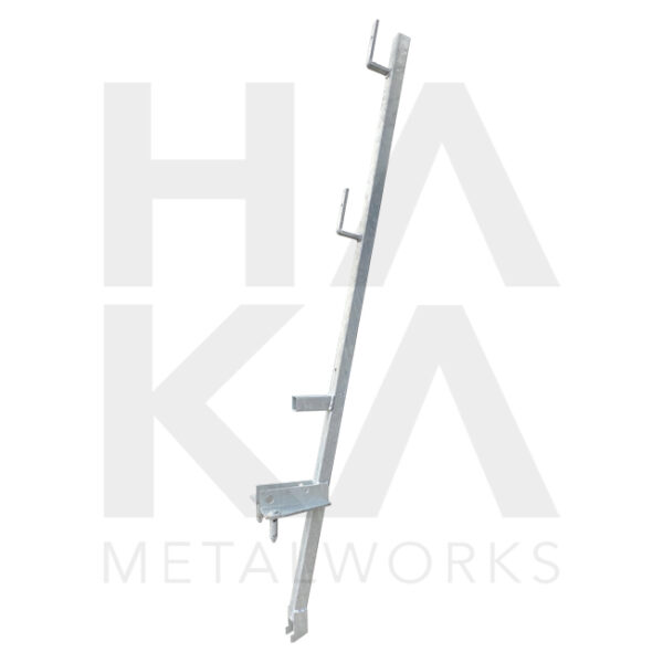 Leuninghouder type Hunnebeck 1650mm